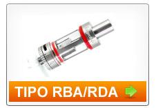 Atomizador reparable RBA / RDA