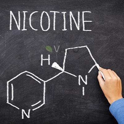 Nicotina Vapear