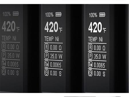 Control temperatura MOD